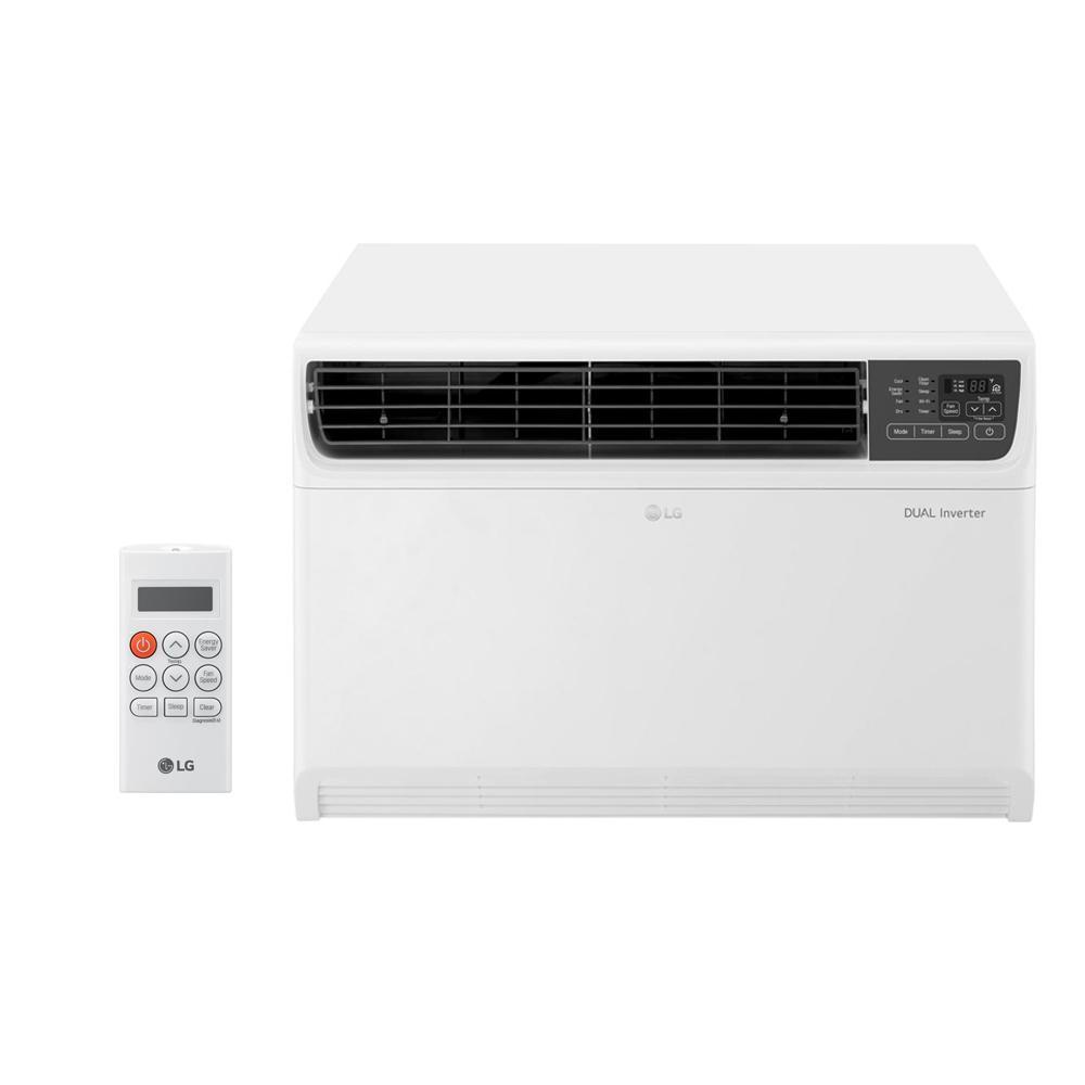 LG Electronics 18000 BTU Dual Inverter Smart Window Air Conditioner
