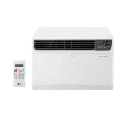 18,000 BTU Inverter Window Air Conditioner with Remote