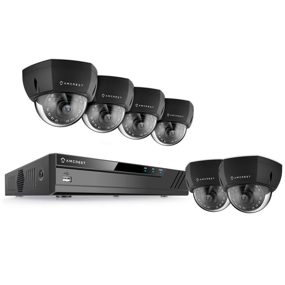 Home Security Camera System 1440p