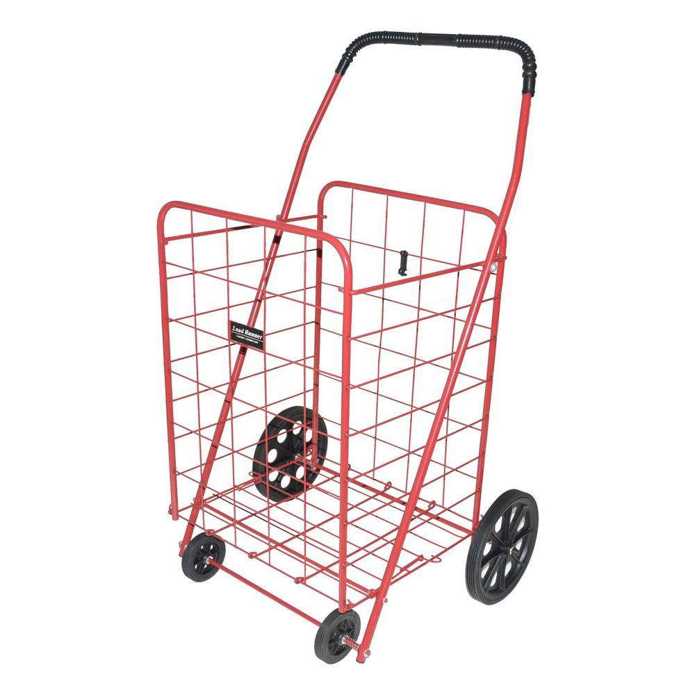 Jumbo Cart in Red
