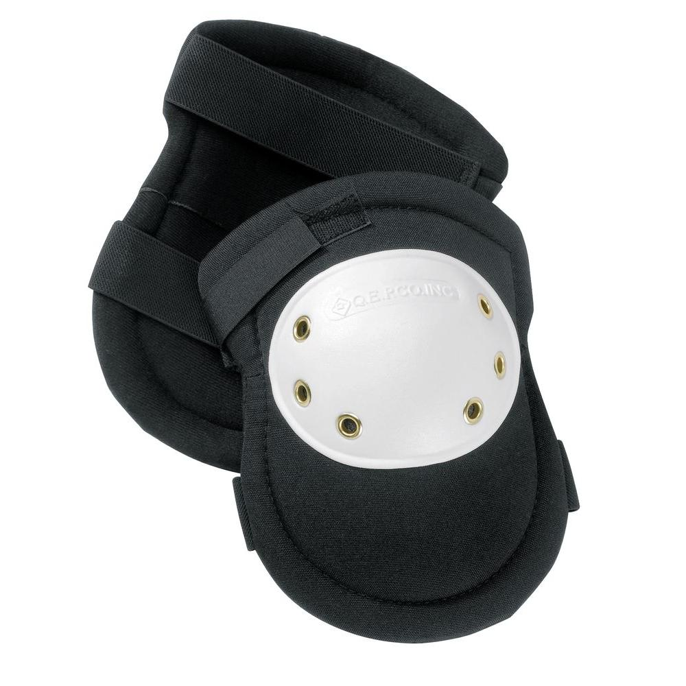 Knee Pads With  Hard Plastic Cap A Pair