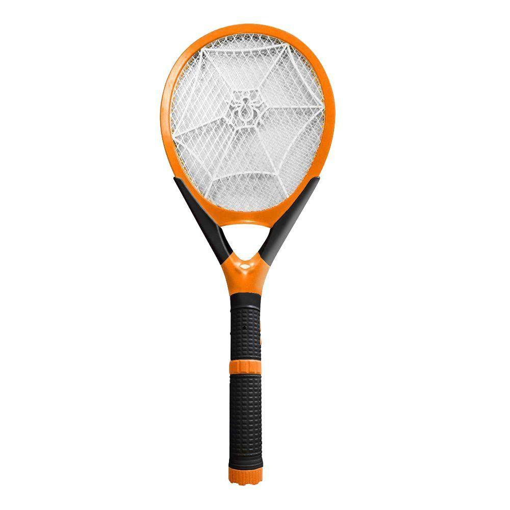 Rechargeable Mosquito Swatter with Detachable Torch