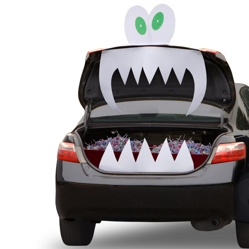 national tree company tricky trunkstm halloween car kit