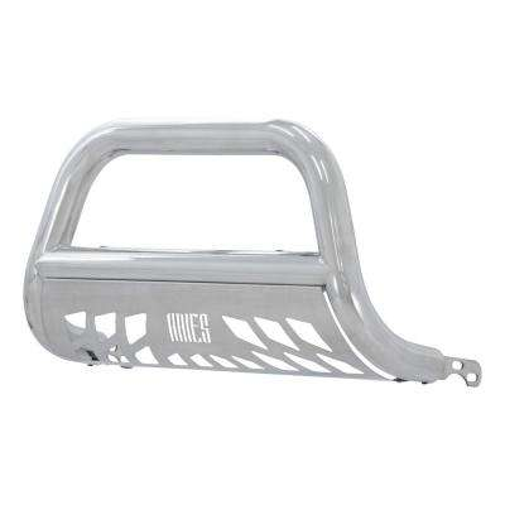 Carpartsinnovate For 03-05 Ram 1500 03-09 2500//3500 3 Stainless Steel Bull Bar Grill Push Guard