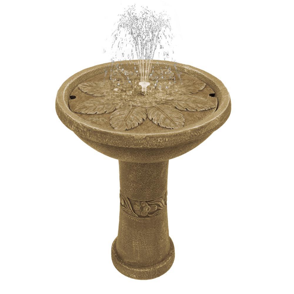 Florentina Cordless Fountain in Bronze