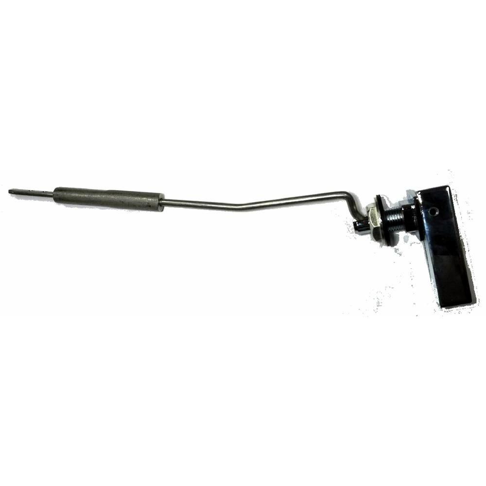 Icera Side Mount Toilet Tank Lever in Polished Chrome