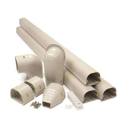 "Fortress 3.5"" LDK92I 12'  Ivory Lineset Cover Kit"