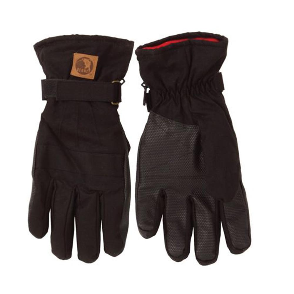Extra Large Black Insulated Work Gloves (2-Pack)