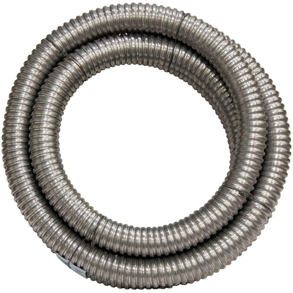 AFC Cable Systems 2 in. x 25 ft. Flexible Aluminum Conduit