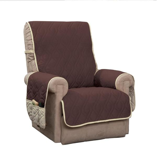 ''5 Star Chocolate Recliner Protector''
