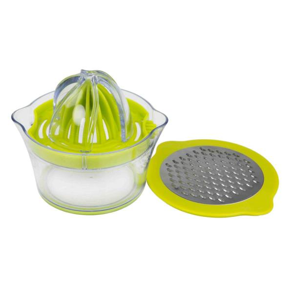 Home Basics 3-in-1 Cheese Grater with Juicer KT44880