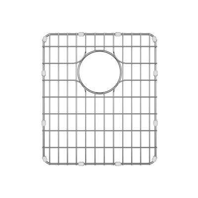 Dex 12.8 in. x 14.8 in Kitchen Sink Bottom Grid