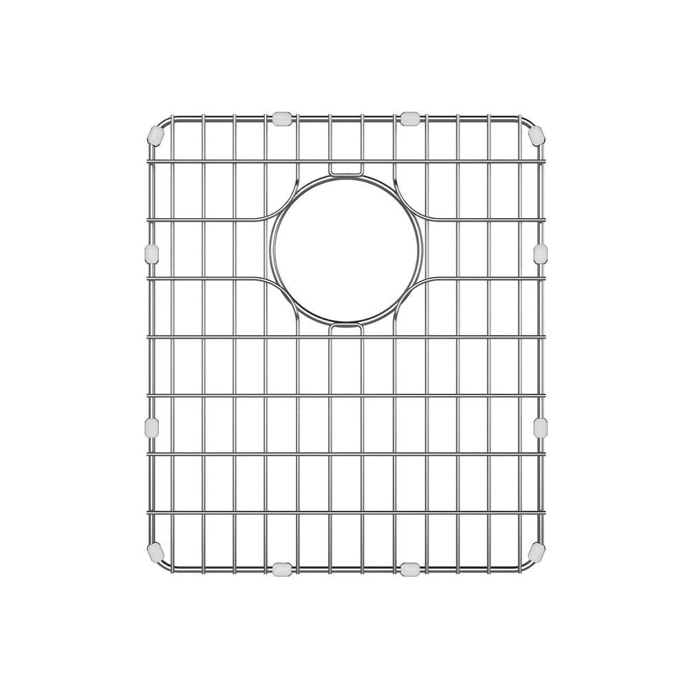 Dex 12.8 in. x 14.8 in Kitchen Sink Bottom Grid
