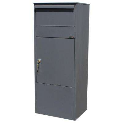 800 Mail/Parcel Box in Grey Color