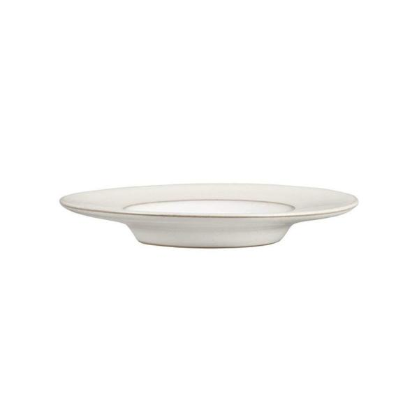 Denby Natural Canvas White Espresso Saucer CNV-027
