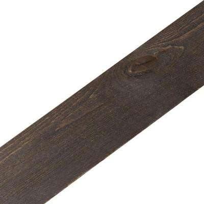 3/4 in. x 5.5 in. x 72 in. Rustic Ridge Barnwood Board (5-Pieces Per Box)
