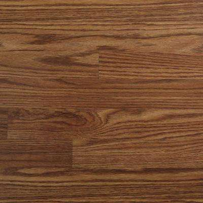 Natural Chocolate Oak 12 mm Thick x 7-7/16 in. Wide x 50-1/2 in. Length Laminate Flooring (18.17 sq. ft. / case)