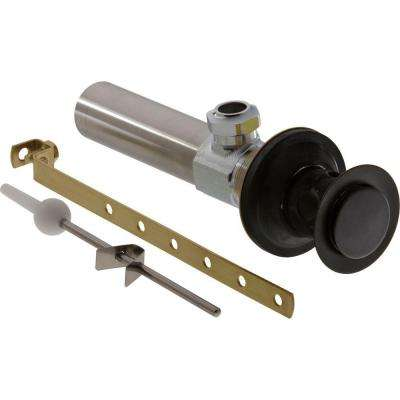 Lavatory Drain Assembly Less Lift Rod in Venetian Bronze