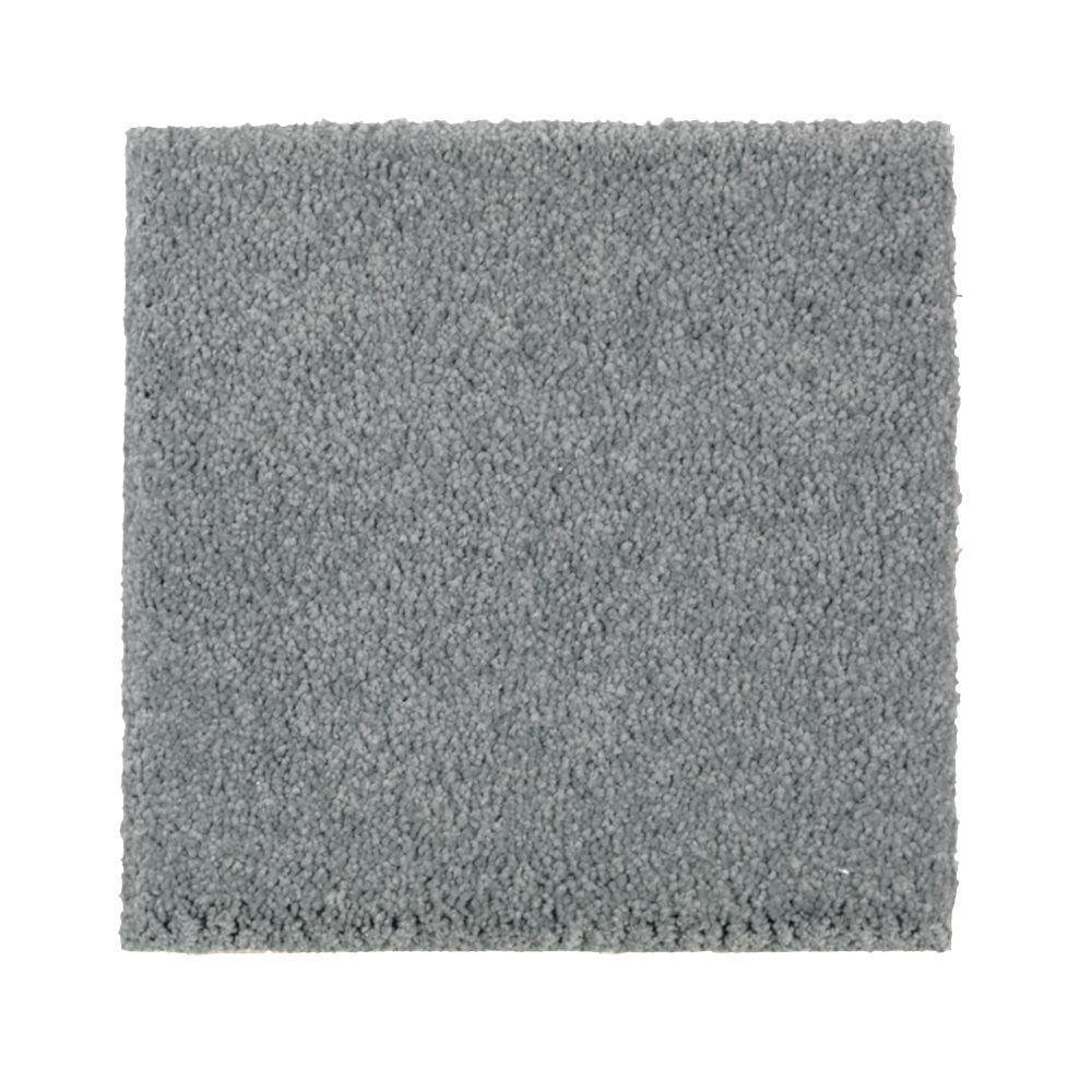 Carpet Sample - Gazelle II - Color Monaco Texture 8 in. x 8 in.