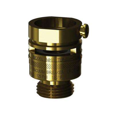 1-5/32 in. Special Threads x 3/4 in. Hose Threads Brass Vacuum Breaker