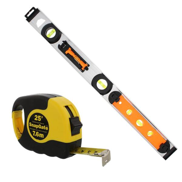 24 in. Level and Measure-It Bundle