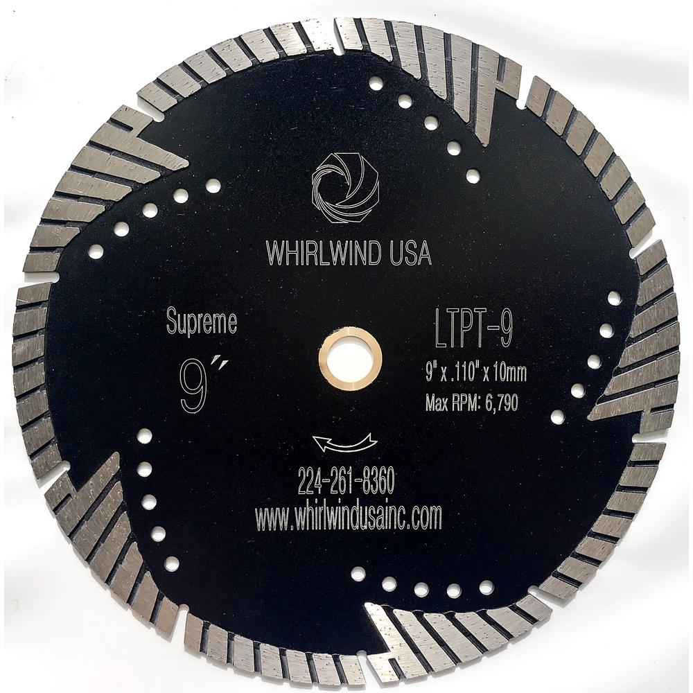 Granite diamond blades saw blades the home depot turbo 10 teeth segmented diamond saw blade granite marble concrete cutting greentooth Image collections