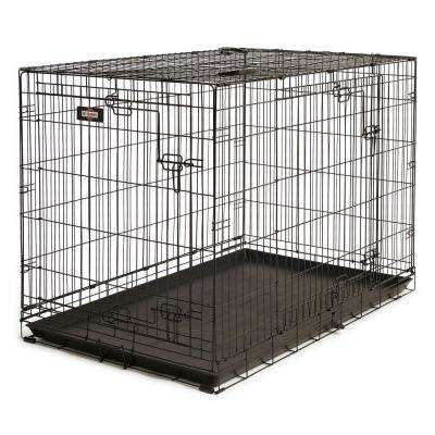 48 in. D x 32 in. H x 30 in. W Extra Extra Large Wire Dog Crate