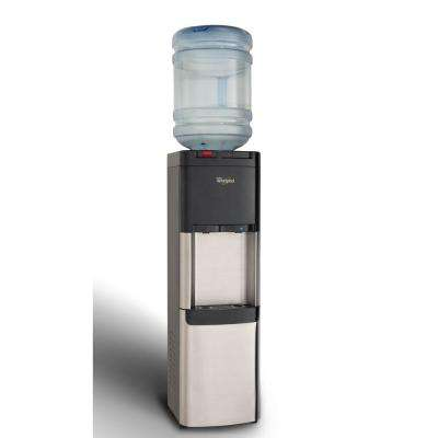 Stainless Steel Water Cooler Hot and Cold with Accu-Chill
