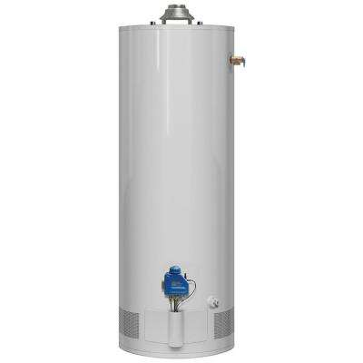 40 Gal  Tall 3 Year 34,000 BTU Natural Gas Tank Water Heater