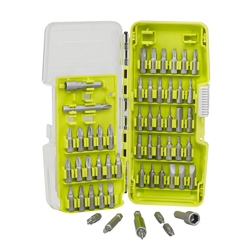 Steel Driving Bit Set 55 Piece