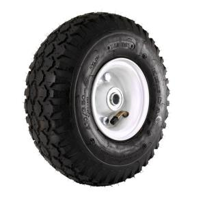 Martin Wheel Kenda K352 Stud 410/350-4 Tire Mounted on 2-Piece Wheel with 2-1/8... by Martin Wheel