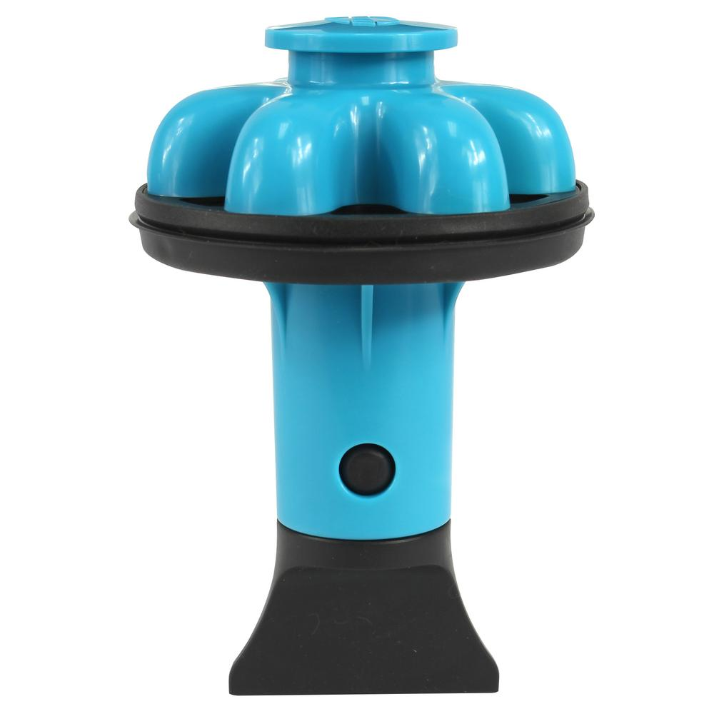 DANCO Disposal Genie II Garbage Disposal Strainer and Stopper in Aqua