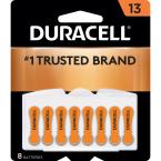 Size 13 Zinc Hearing Aid Battery (8-Pack)
