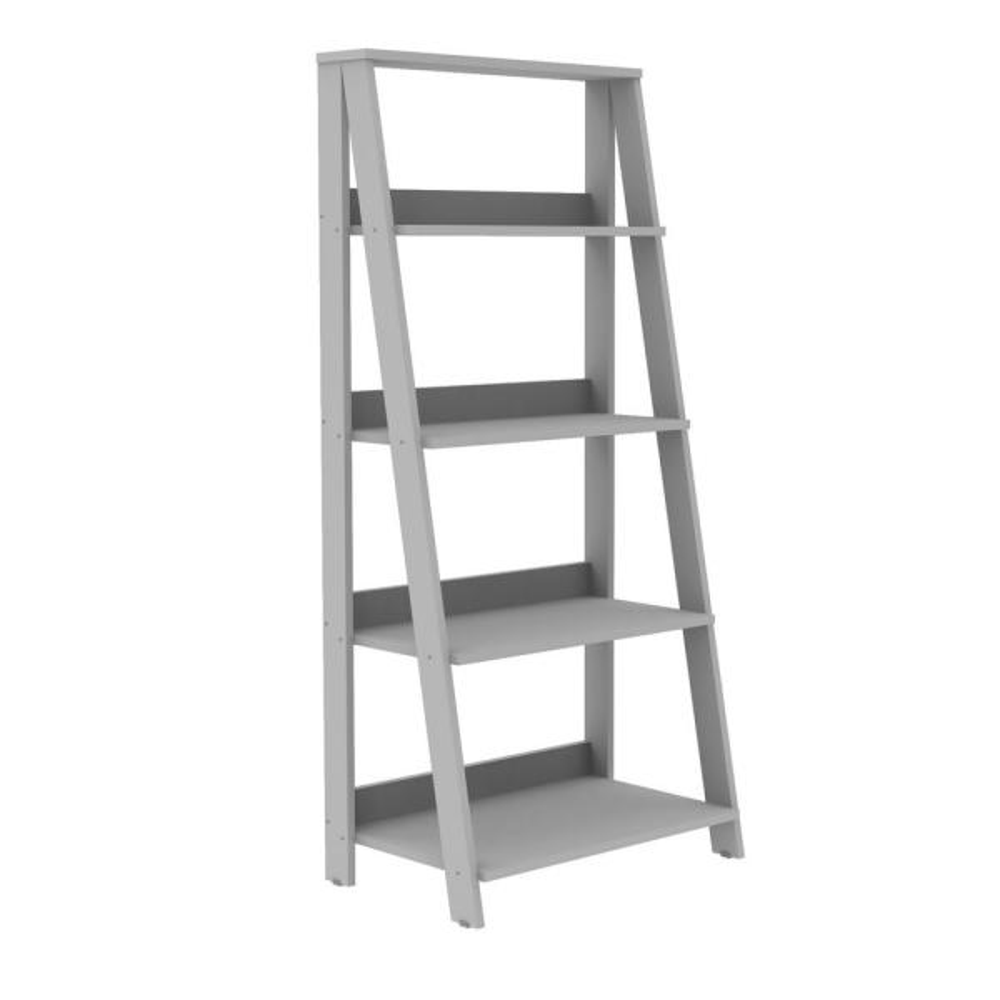 Walker Edison Furniture Company 55 In. Wood Ladder