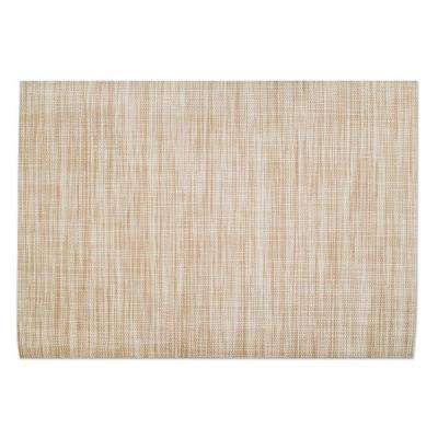 13 in. x 18 in. Indoor/Outdoor Placemat in Linen