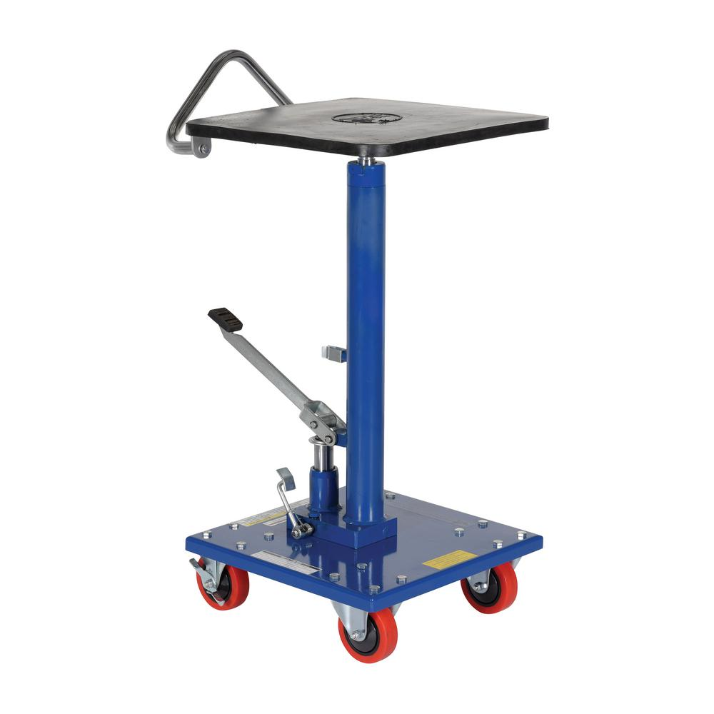 Vestil 300 lb. Capacity 16 in. x 16 in. Hydraulic Post Table