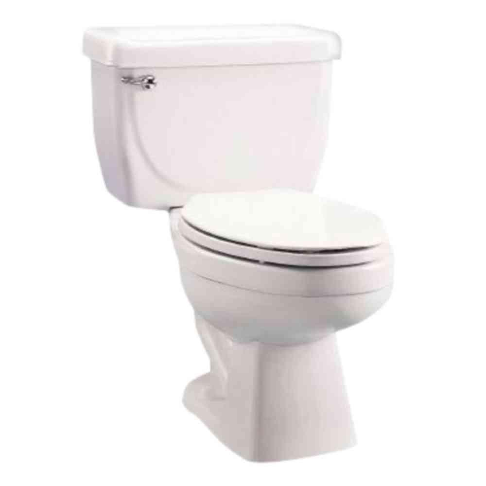 Eclipse Marathon Elongated Toilet Bowl Only in White