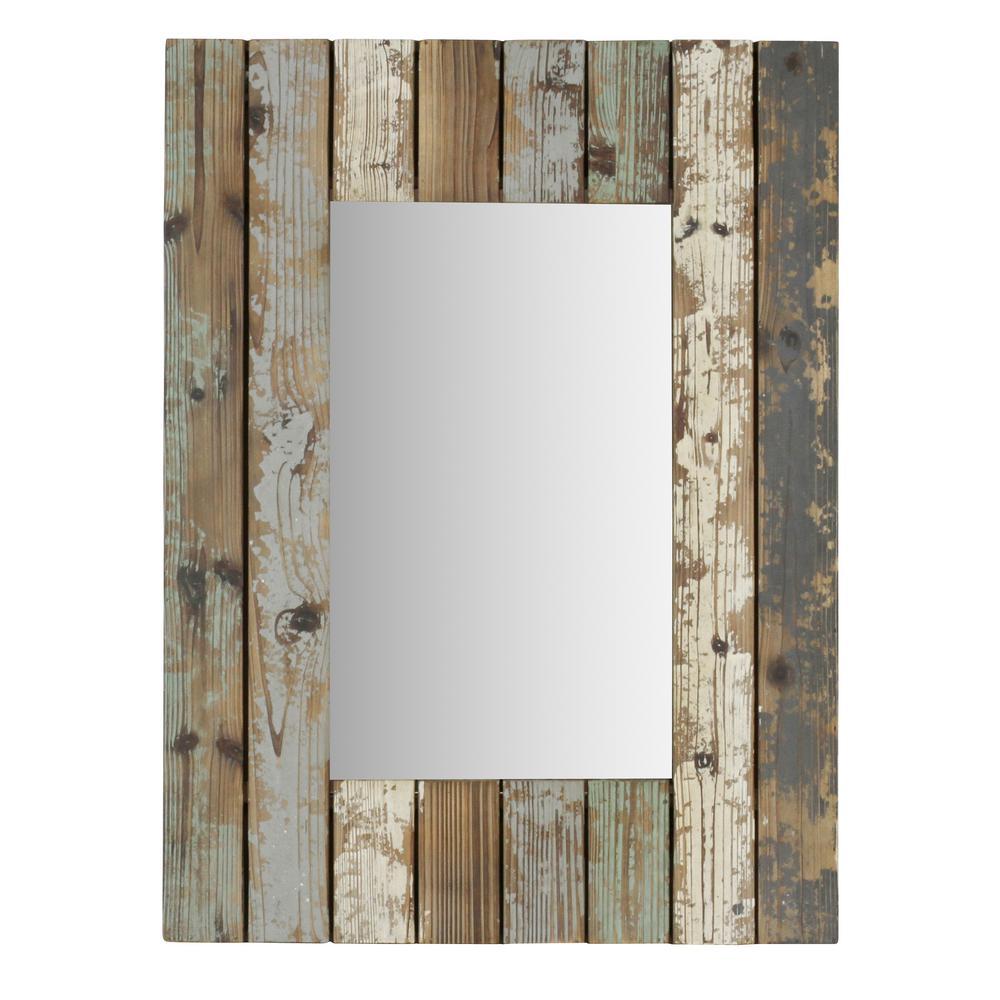 Torres Farmhouse Wall Mirror