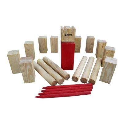 Kubb Yard Game Set