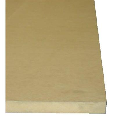 3/4 in. x 16 in. x 4 ft. Square-Edge Shelving MDF Board