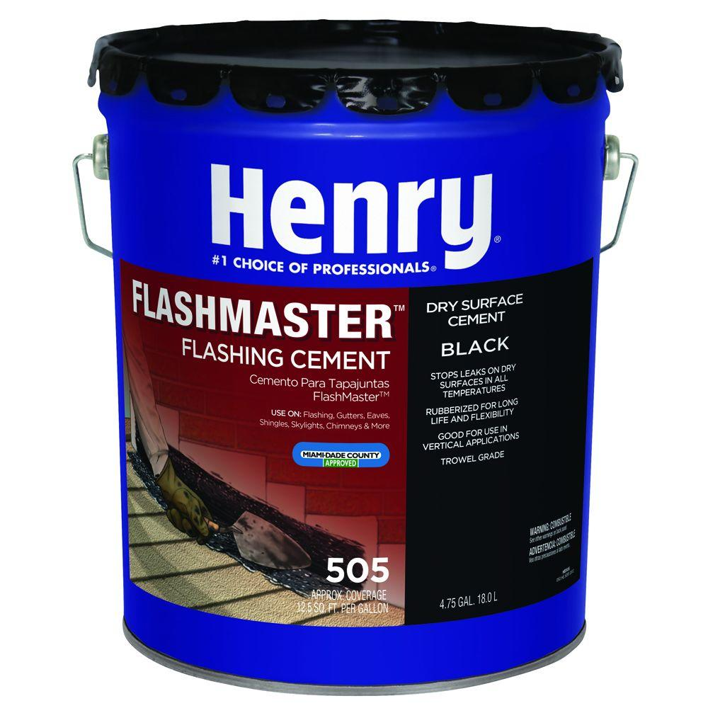 Henry 505 4.75 Gal. Flash Master Cement