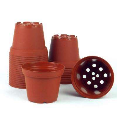 3 in. Dia Terra Cotta Pots (30-Pack)