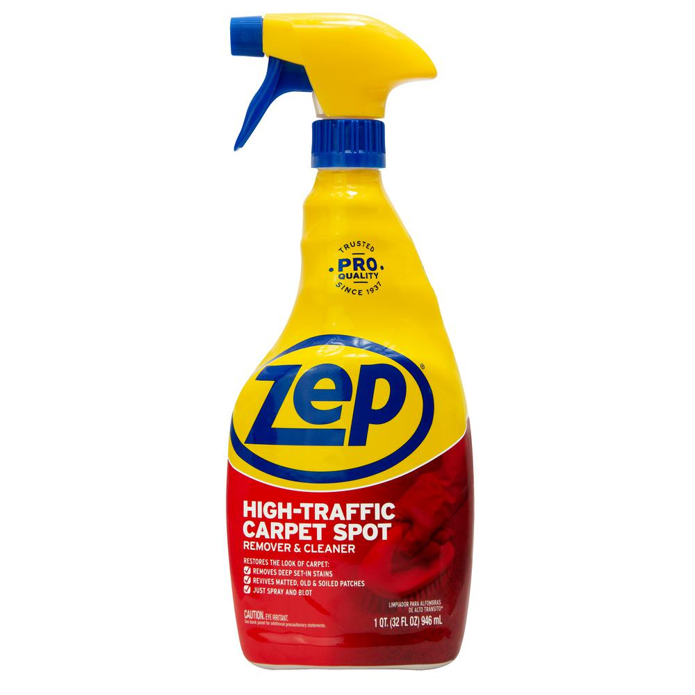Zep 32 Oz High Traffic Carpet Cleaner Zuhtc32 The Home