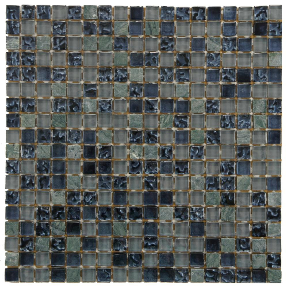 Tessera Mini Dusk 11-3/4 in. x 11-3/4 in. x 8 mm