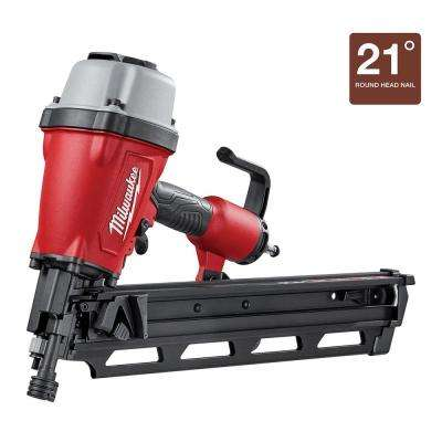 3-1/2 in. Full Round Head Framing Nailer