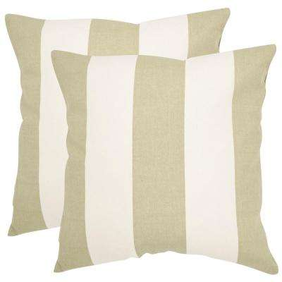 Sally Printed Patterns Pillow (2-Pack)