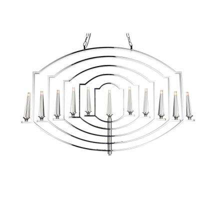 Calhoun 11-Light Chrome Chandelier