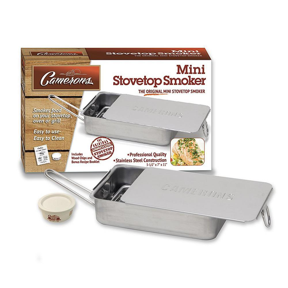 SCSDIRECT SCS DIRECT Original Mini Stovetop Smoker