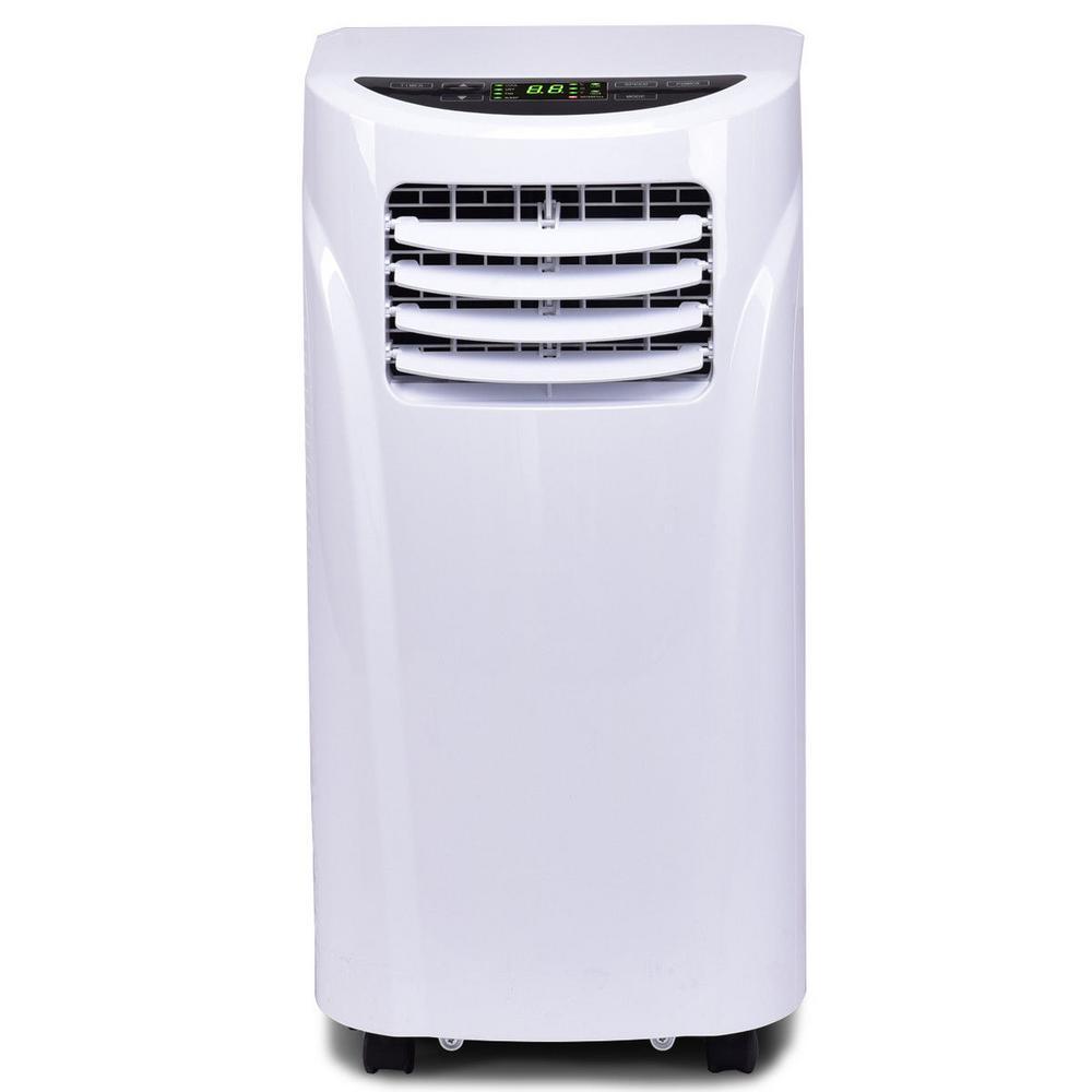 Costway 10000 Btu Portable Air Conditioner And