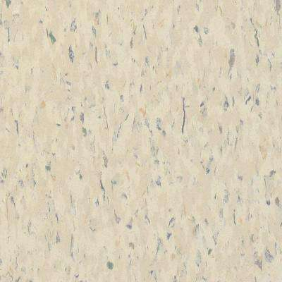 Multi 12 in. x 12 in. Faire White Excelon Vinyl Tile (45 sq. ft. / case)